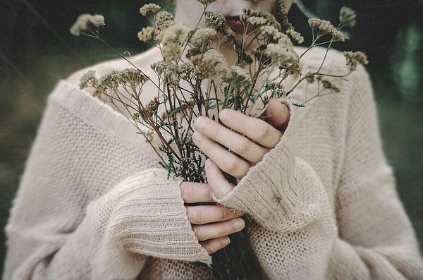 KEEPING WARMTH. PRICKLE TENDERNESS by INNA MOSINA.   Belongs to the gallery RUSSIAN ARTISTS BEW WAVE.  In Russia there are harsh winters and people don't like the autumn in advance which sure turning into winter. But it is not a fair as autumn is full of gorgeous beauty and diversity.  #FineArtPhotography #Model #RussianArtistsNewWave #Photography #Woman #Autumn #Style #Fashion #StylishPhotography #Story #Prints #ArtForSale #ArtPhotography #Mood #Winter