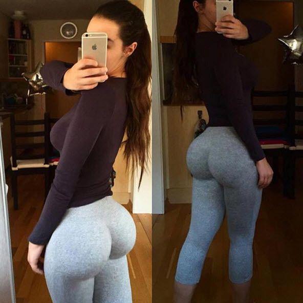 latinas bubble ass