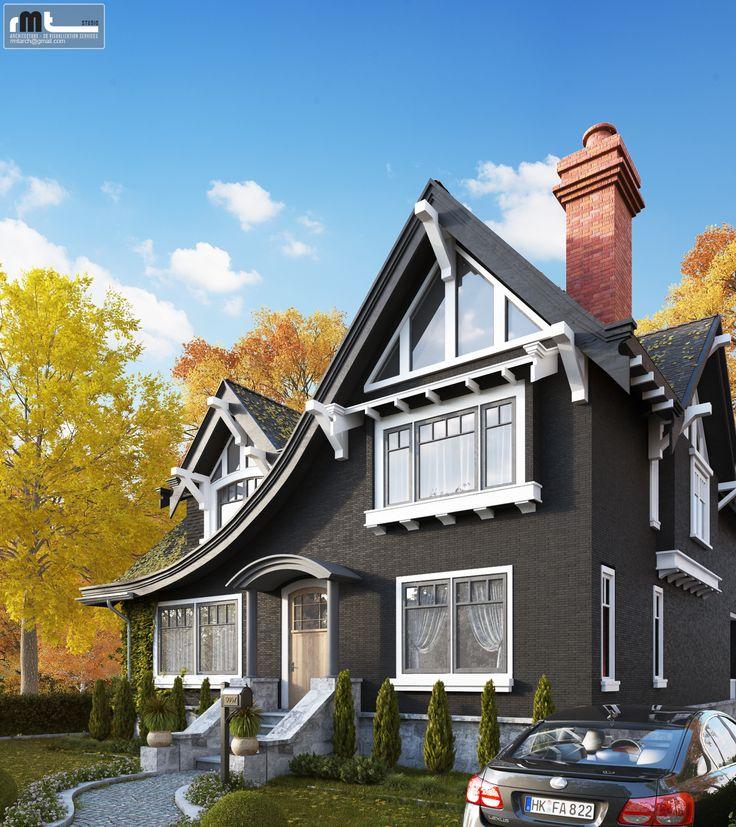 Autumn's Villa | Freelancers 3D
