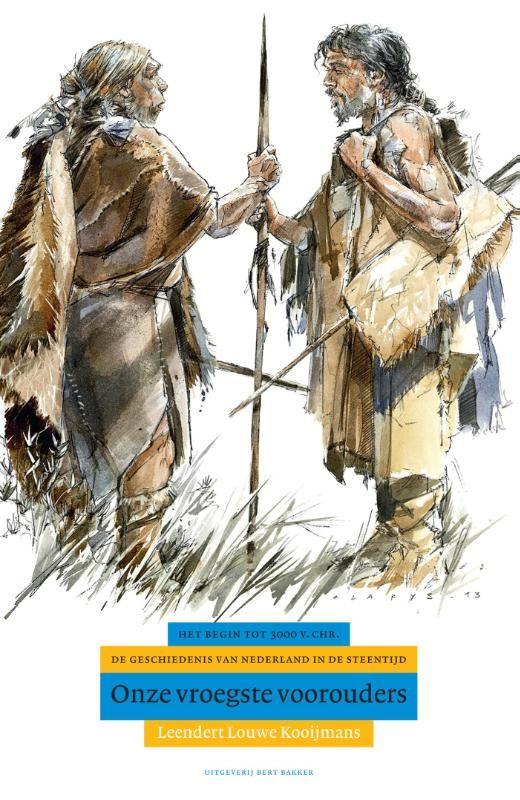 Algemene geschiedenis van Nederland De eerste Nederlanders  De menselijke geschiedenis strekt zich ver uit vóór de tijd waarin de mensen opschreven wat er zoal gebeurde. Dat is de periode die we - ten onrechte - prehistorie noemen. De geschiedenis van die tijd kunnen we enkel aflezen uit de sporen en resten die mensen in de bodem achterlieten gedurende meer dan 100.000 generaties meer dan een miljoen jaren. Dat is een lang traject van menselijke evolutie culturele en maatschappelijke…