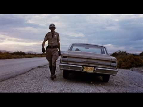 """Original Theatrical Trailer to the 1984 punk cult classic Repo Man, Directed By:Alex Cox; Produced by Michael Nesmith (of The Monkees) """"The more you drive...the less intelligent you are..."""""""