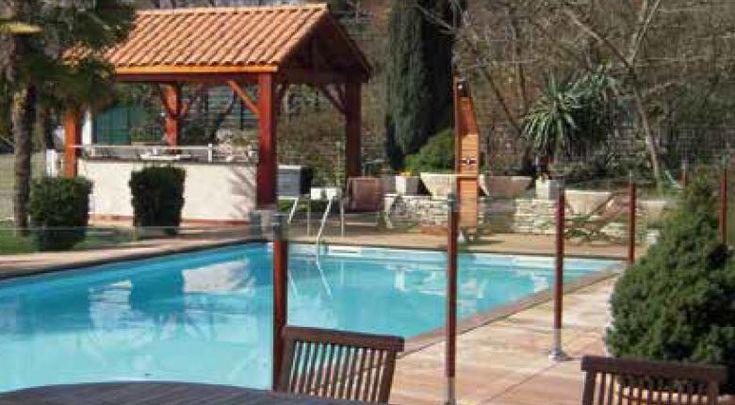 Les 20 meilleures id es de la cat gorie piscine inox sur for Barriere piscine verre inox