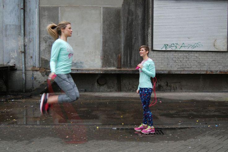 Touwtje springen: 15 minuten workout