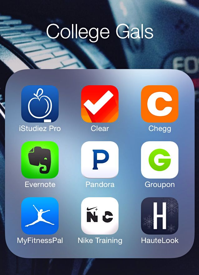 Top Apps Every College Girl Should Have