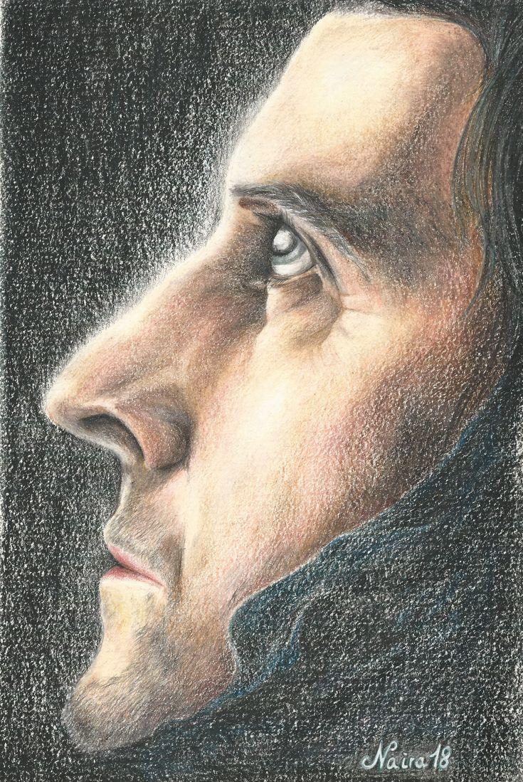 """High Priestess of my heart - Tell med that we won't part."" Sir Guy Of Gisborne alias Richard Armitage"