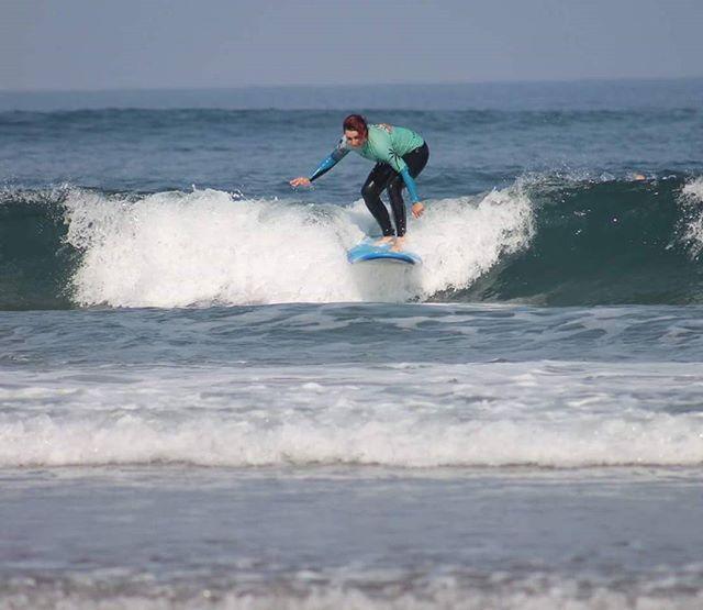 """Buena ola de @be_a_monkey esta mañana de domingo en nuestra playa favorita """"salinas"""". #surf #surfcampsalinas #surfcamplongbeach #surfcamp #surfcampadultos #salinas #ohana #ohanalongbeach #vivelavidalongbeach #surfcampasturias #asturias  #abril #montereylocals #salinaslocals- posted by www.escueladesurflongbeach.com https://www.instagram.com/surfcamplongbeach - See more of Salinas, CA at http://salinaslocals.com"""