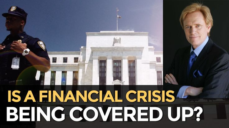 Is A Financial Crisis Being Covered Up? Mike Maloney
