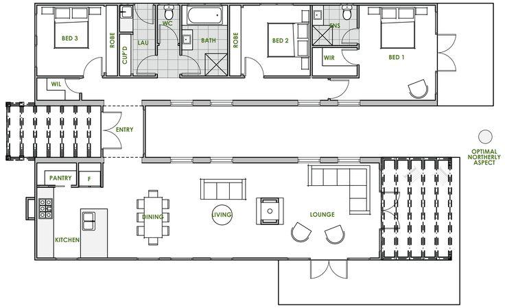 Burke - Energy Efficient Home Design - Green Homes Australia