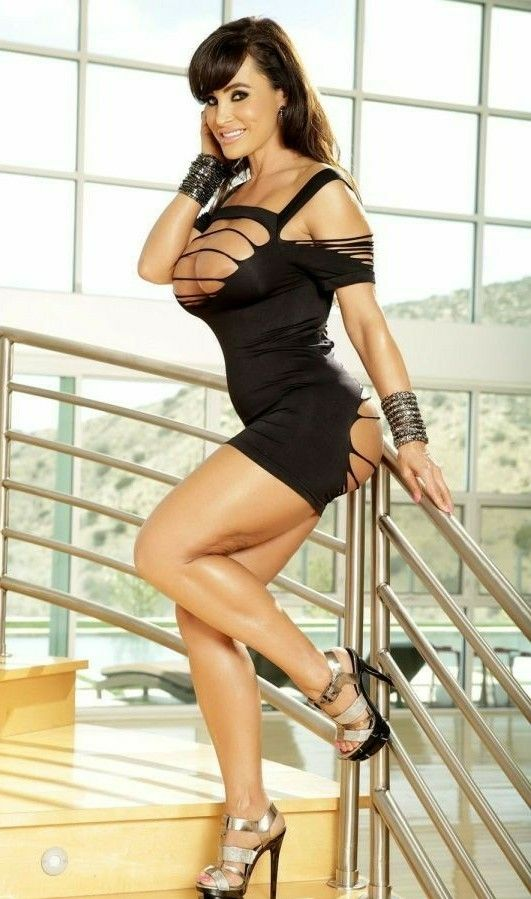 What necessary Lisa ann sexy tight dress