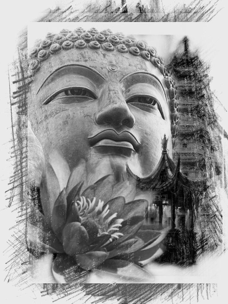 #buddha #lotus #pagoda #tattoodesign
