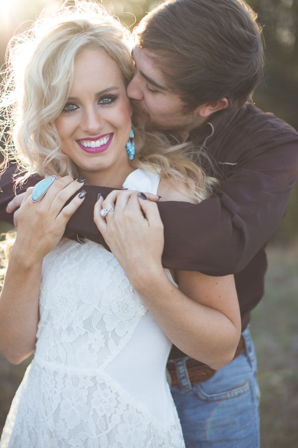 Surprise engagement photos in Dallas! Taken by Scott Aleman Photography