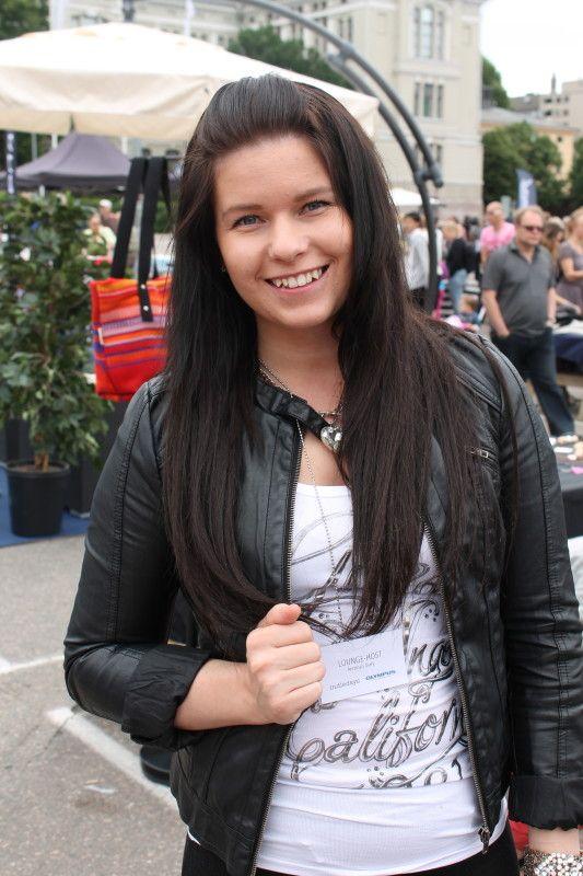 Stylebookin haastattelemat muotibloggaajat / Anniina's Diary