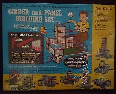 I Had This Set And I Loved It 1957 Kenner Girder And