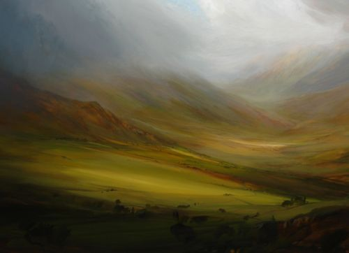 Fells in Mist 2010 - James Naughton