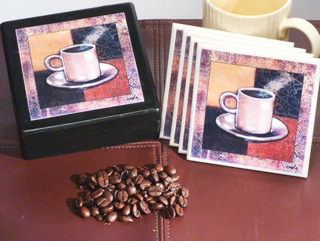 Pin by christine espinosa on coffee theme kitchen ideas for Cafe themed kitchen ideas