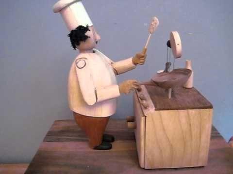Pancake Day Automata