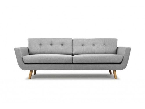 Vera, 3-seater sofa, Vendy cool grey