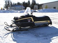 vintage iii yamaha snowmobiles excel