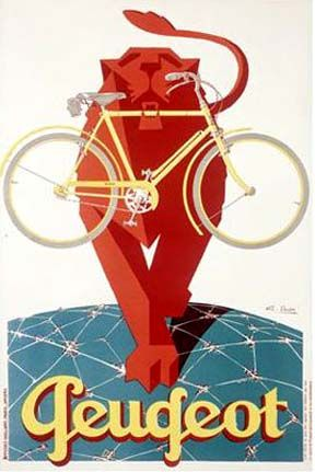vintage bicycle ads - Google Search