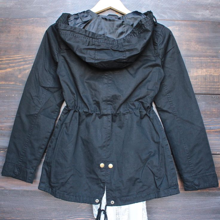 Best 25  Black parka jacket ideas on Pinterest | Parka, Winter ...