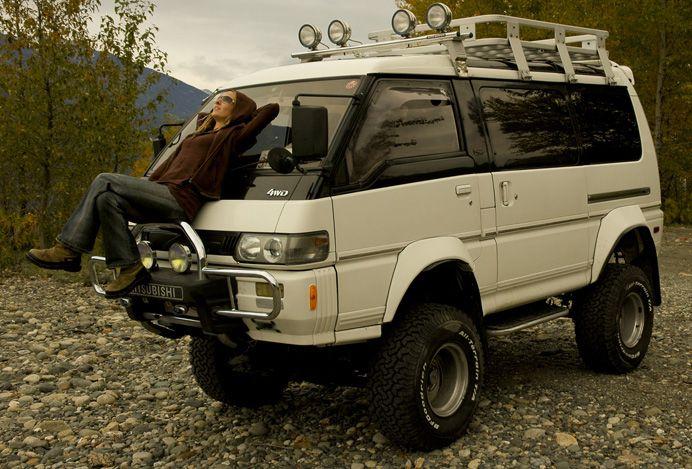 Tour Across Canada in my dream van!!!!