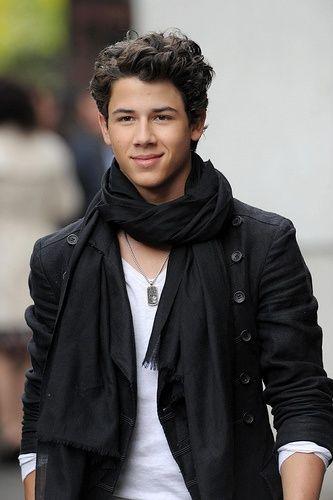 Nick Jonas...