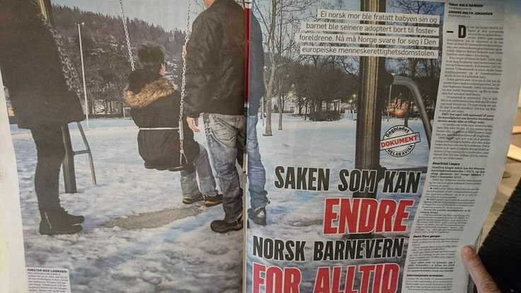 Norway Has to Answer to the European Court of Human Rights! | Delight in Truth