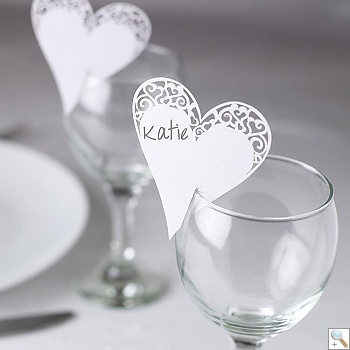 Place cards... Cute