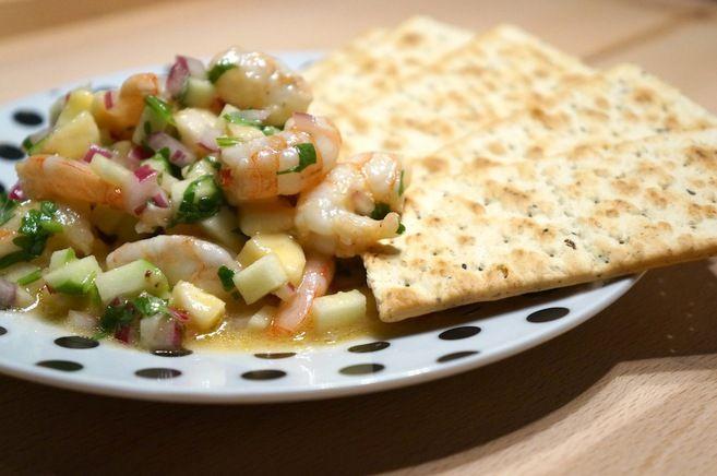 receta-cebiche-de-gambas-con-manzana-y-platano