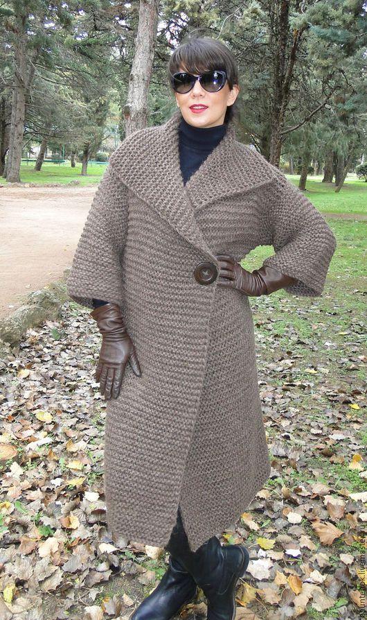 Кофты и свитера ручной работы. Кардиган Вязаный