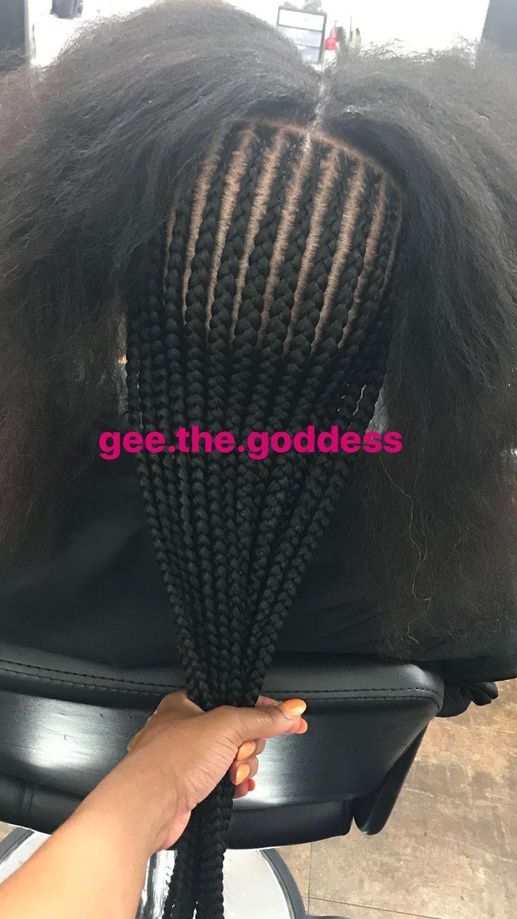 Hair, braids, Cornrows #CornrowsLong