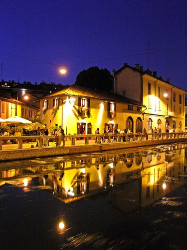 milano, navigli share your #travel experience with us #tripmiller! www.thetripmill.com