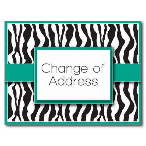 Ponad 25 najlepszych pomysłów na Pintereście na temat Change of - print change of address form