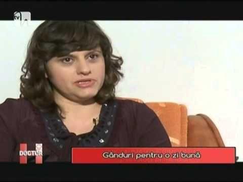 """Niculina Gheorghiță invitată la """"Doctor H"""", """"Ziua bună se cunoaște de di..."""