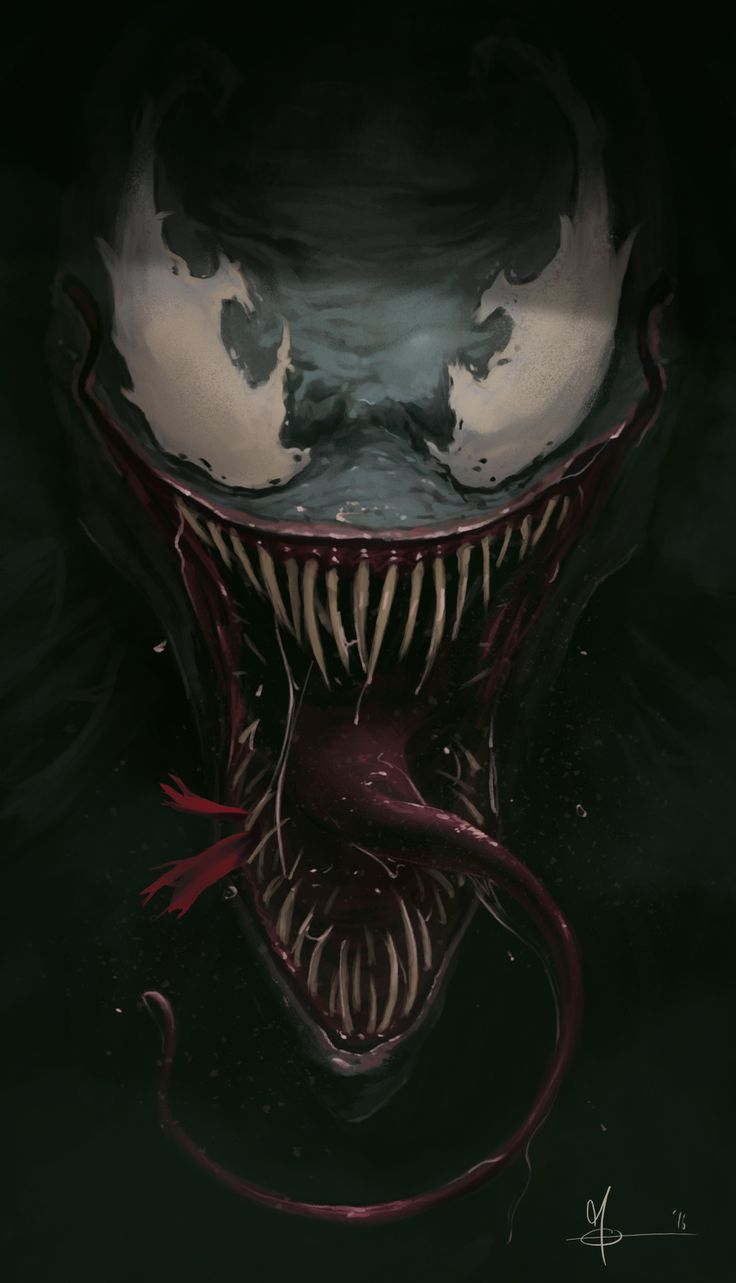 Venom Artist Unknown