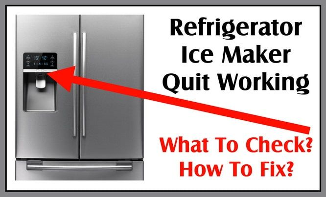 35+ Why is my samsung fridge not making ice information