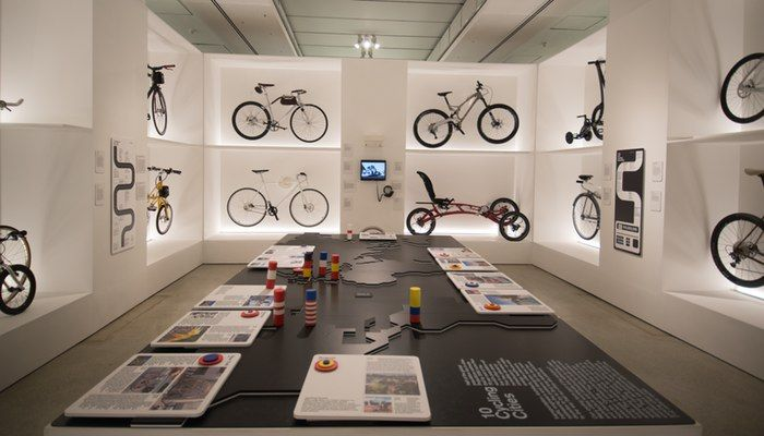 In Pictures: Cycle Revolution at the Design Museum London