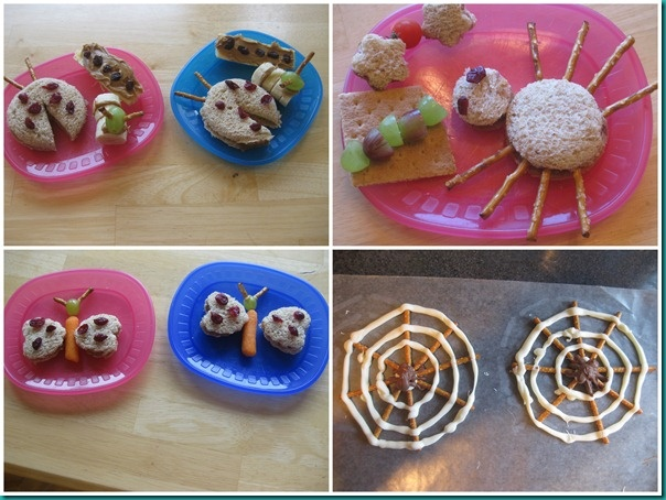 Great blog post with tons of bug-related crafts and activities.