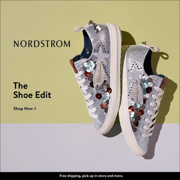 Nordstrom - The Shoe Edit     #nordstrom #nordstrompartner