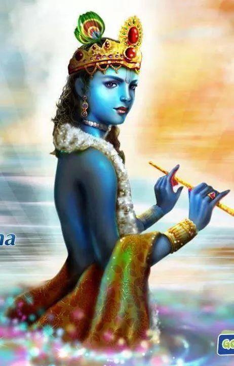 Krishna~○~