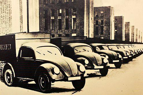 The post van volkswagen beetle - Cerca con Google