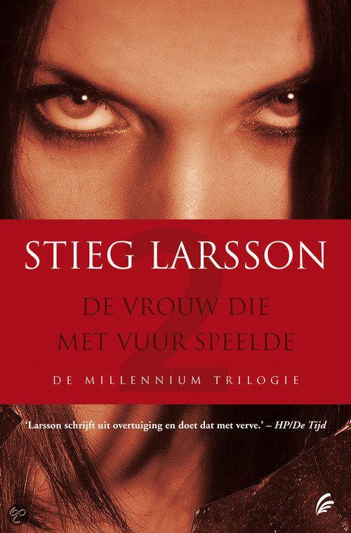 bol.com | De vrouw die met vuur speelde, Stieg Larsson | Boeken