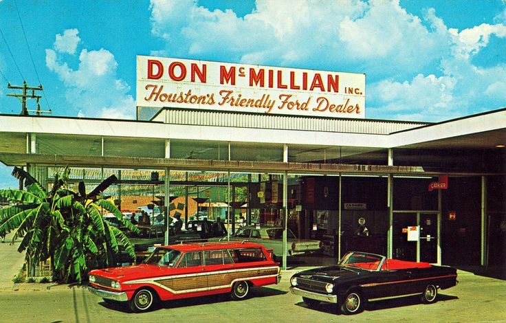 Don Mcmillian Ford Auto Dealer