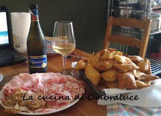 La cucina di Ombraluce: Le crescentine