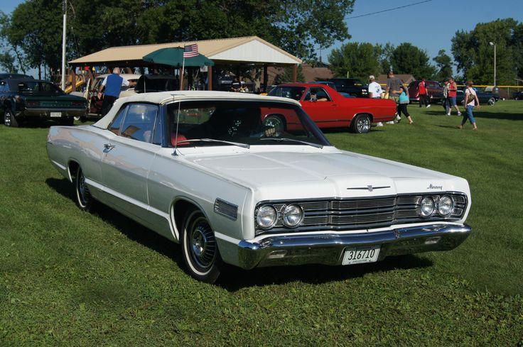 Car Crazy — 1967 Mercury Monterey Convertible by Greg...