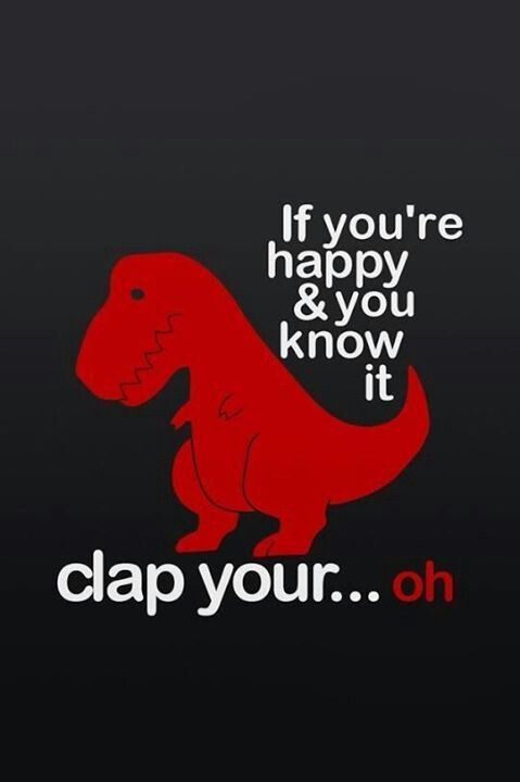 Funny  #happy #dinosaur // we're loving this at www.revuk.com
