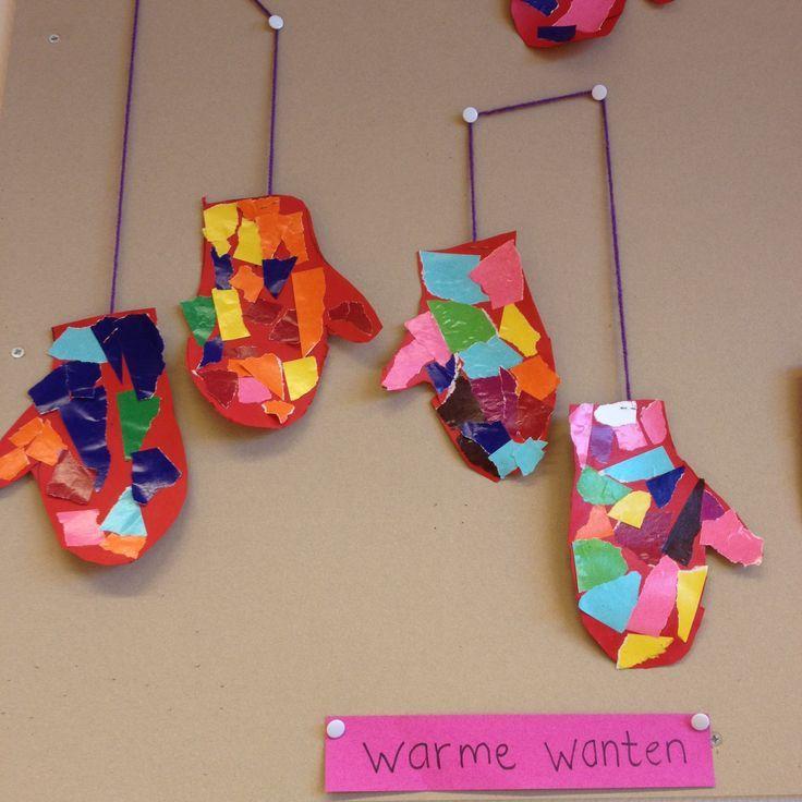 Leuke winter handschoenen!  Je eigen handschoenen ontwerpen in supper veel leuke kleuren!