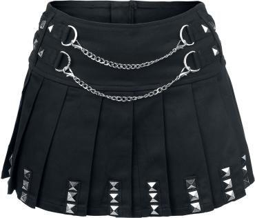 Falda Punk - Minifalda por Jawbreaker