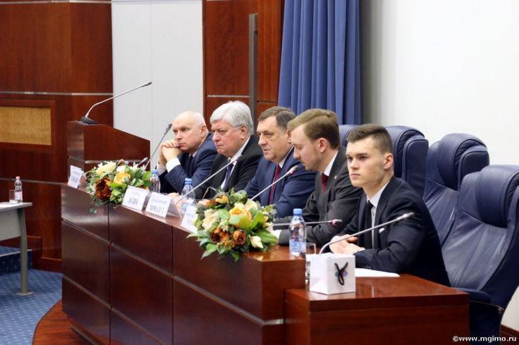 WHITE Technologies 2033: Президент Республики Сербской посетил Москву