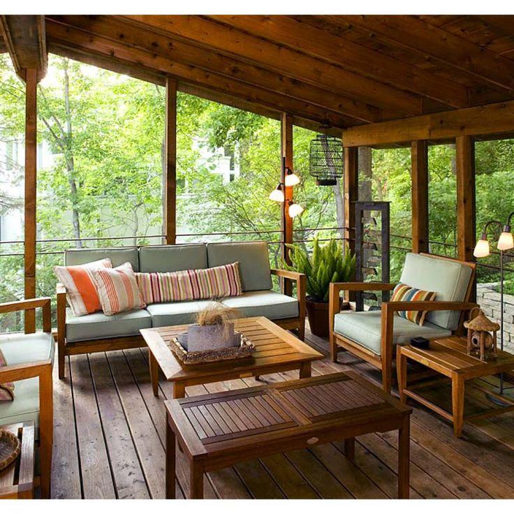 Back Porch Ideas: Best 25+ Back Porch Designs Ideas On Pinterest